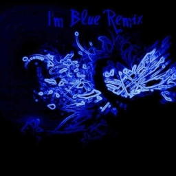 Cover of track I'm Blue Remix Contest! by alucardXD