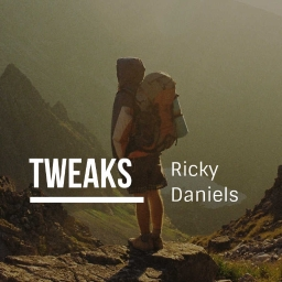 Cover of track RemixedBreeze by Ricky Daniels