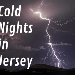 Cover of track Cold Nights in Jersey by {N!X}