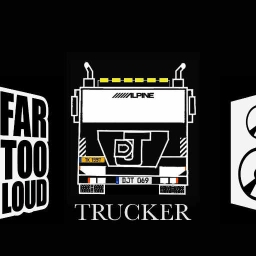 Cover of track Minimal Power (Trucker's Cut) by MaxTruckerProductions
