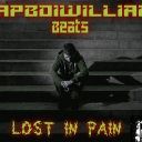 Cover of album lost in pain by TRAPBOIWILLIAMSbeats