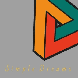 Cover of track Simple Dreams by The Phoenix