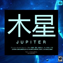 Cover of track 木星JUPITER木星 by Anthony Louis Johnson