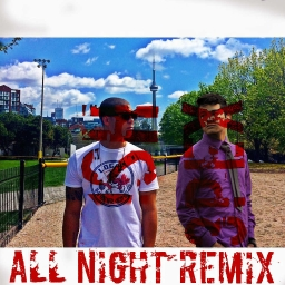 Cover of track iSH - All Night (Tripex Remix) [FREE DL CHECK DISc] by TRI PEX