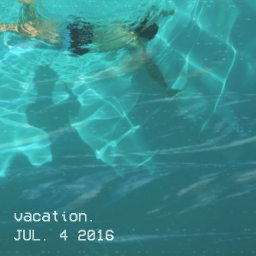 Cover of track vacation. by honey