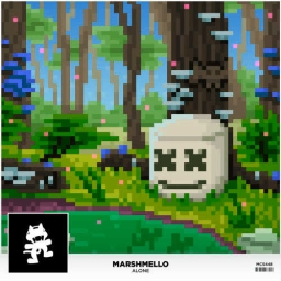 Cover of track Marshmello - Alone (Kidd Cloud RMX) by kc