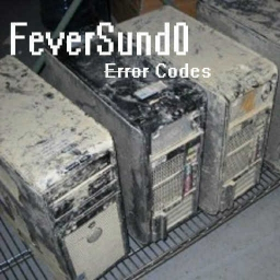 Cover of track User error by FeverSund0