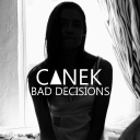 Cover of track Bad Decisions by CANEK