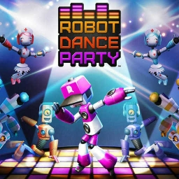 Cover of track Robot dance party by Master Of Horror