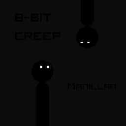 Cover of track 8-bit creep by Manillan