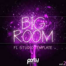 Cover of track Big Room Party by zRaffy