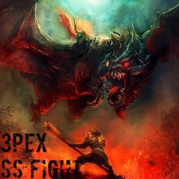 Cover of track Boss Fight (Original) [FREE DL] by TRI PEX