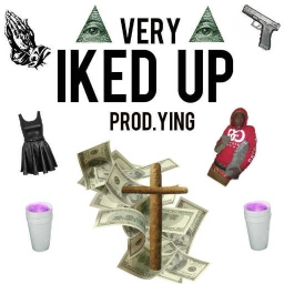 Cover of track Iked Up by MAXU$ (never coming back)