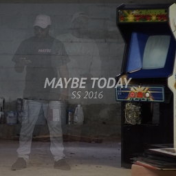 Cover of album Maybe Today [EP] by 16