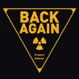 Cover of track Back Again by ProjectGalaxy