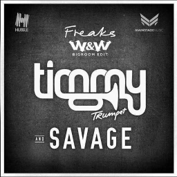 Cover of track Timmy Trumpet & Savage - Freaks (Dj SMB) by Seamis Miller-Barrell