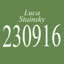 Cover of track 230916 by Luca-Stainsky