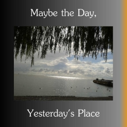 Cover of track Maybe The Day, Yesterday's Place by ɔʗ