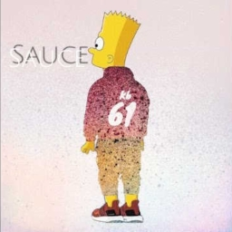 Cover of track sauce by LIL$TASH