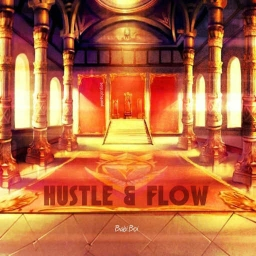 Cover of track Hustle & Flow by skyë