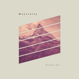 Cover of track Mountains by NEON HEΔRT RECORDS