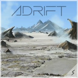 Cover of track Adrift. by synthy