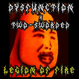 Cover of track TwoSworded x Dyfunction - Legion of Fire by Dysfunction