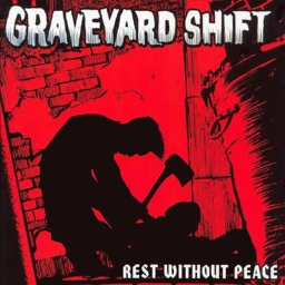 Cover of track Graveyard Shift by Kamikaze