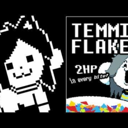 Cover of track temmie flakes by killian