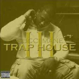 Cover of track TRAP HOUSE SHOOTER by J-SAP