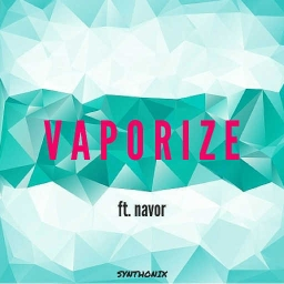 Cover of track vaporize by YUNARI