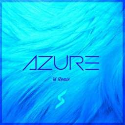 Cover of track azure by YUNARI