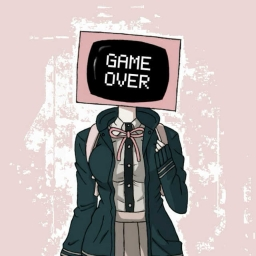 Cover of track Game Over by Chinchin Victoria