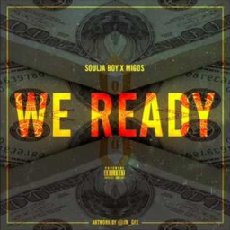 Cover of track we ready by Liltmax