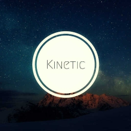 Cover of track Kinetic by Herluf