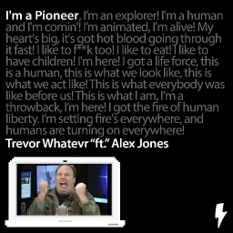 Cover of track I'm A Pioneer by Trevor Whatevr