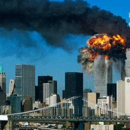 Cover of track 9/11 Attack by JAR-JAR Production