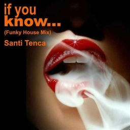 Cover of track If you know... (Funky House Mix) by Santi Tenca