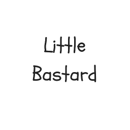 Cover of track Play Key by Little Bastard
