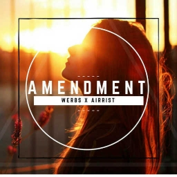 Cover of track Werbs x Airrist - Amendment by Werbs