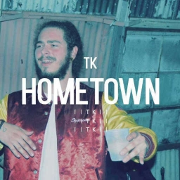 "Cover of track Post Malone Type Beat ""Hometown"" Prod. Young Yin by 16"