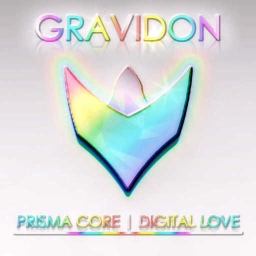 Cover of track Digital Love by Gravidon