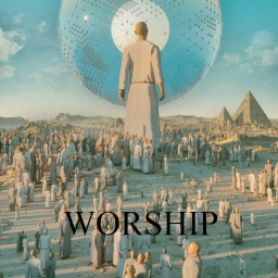 Cover of track WORSHIP by OLi