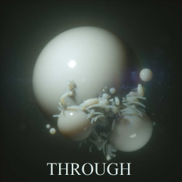 Cover of track THROUGH by OLi