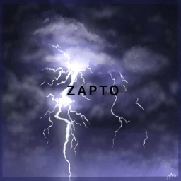 Cover of track Zapto by Infrared