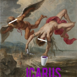 Cover of track Icarus (Outro) by MAXU$ (finna use MuLab)
