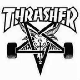 Cover of track thrasher by J FRE$CO