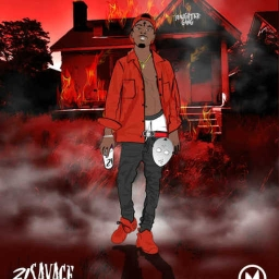 Cover of track 21 Savage ~ Slaughter Gang (Prod. By Danny Turbo) by Danny Turbo