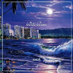 Cover of track White Waves by AIRRIST