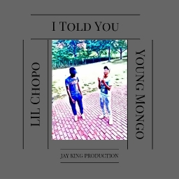 Cover of track i told you by wbr_wrestling